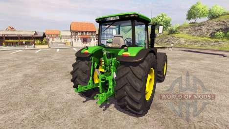 John Deere 8360R v1.5 pour Farming Simulator 2013