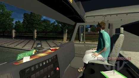 KamAZ 43118 avec la roue pour Euro Truck Simulator 2