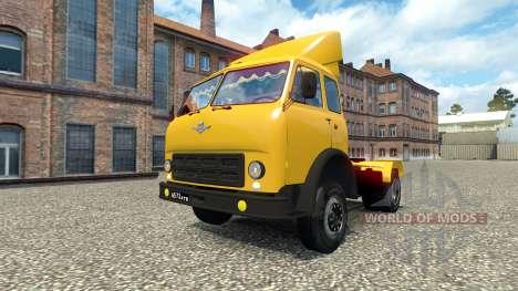 MAZ-504 v2.0 für Euro Truck Simulator 2