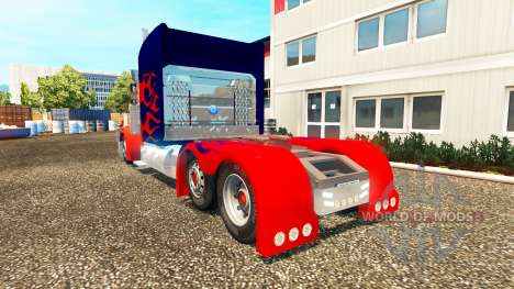 Peterbilt 379 [Optimus Prime] für Euro Truck Simulator 2