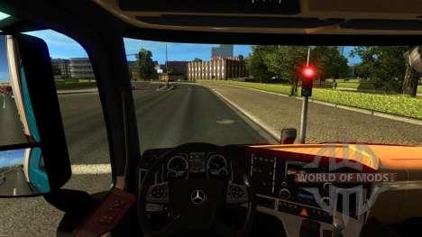 Mersedes-Benz Antos 12 für Euro Truck Simulator 2
