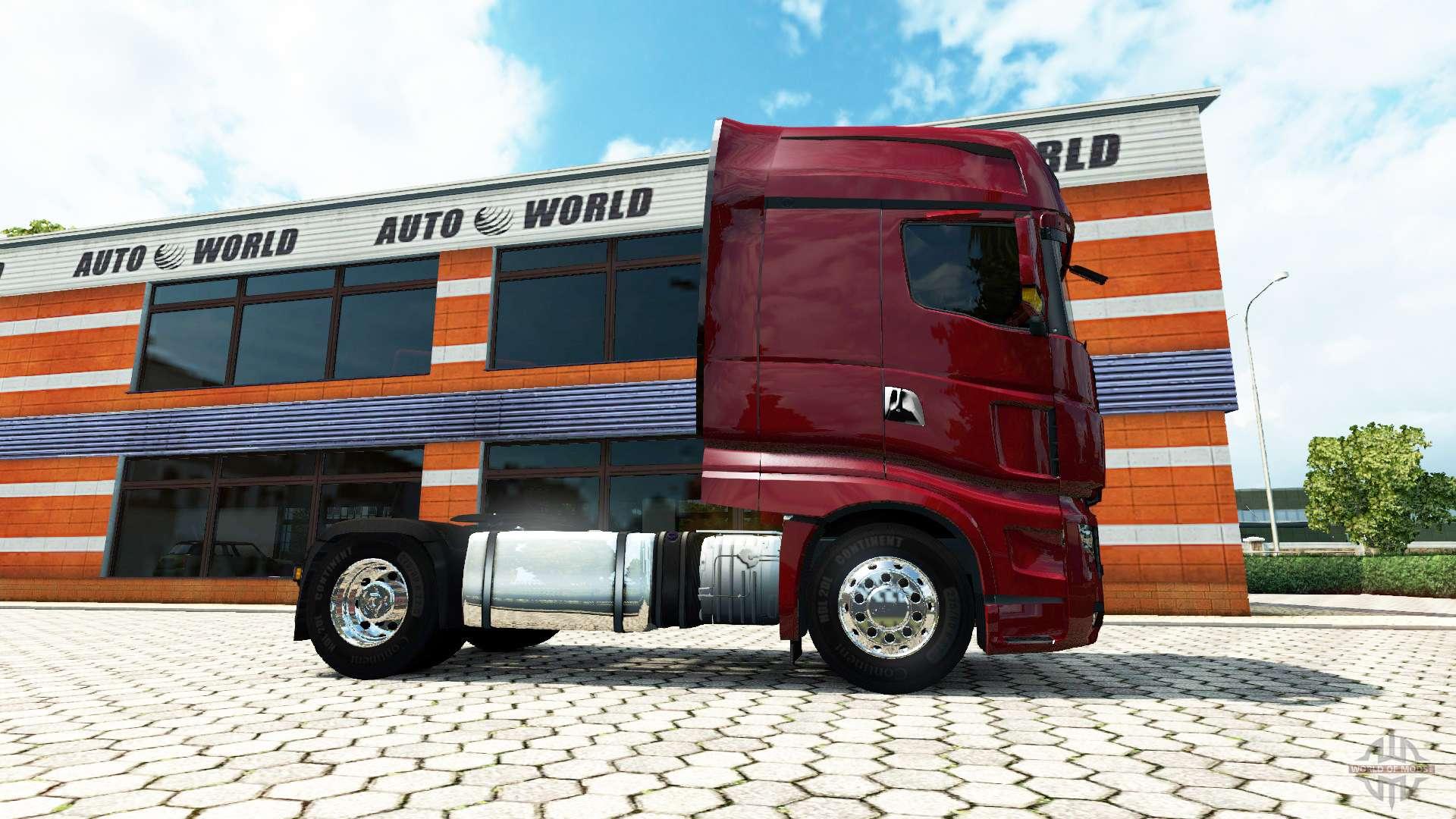 scania r700 v2 2 f r euro truck simulator 2. Black Bedroom Furniture Sets. Home Design Ideas