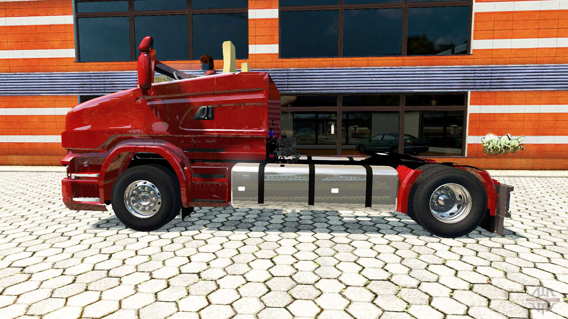 scania r999 v8 pour euro truck simulator 2. Black Bedroom Furniture Sets. Home Design Ideas