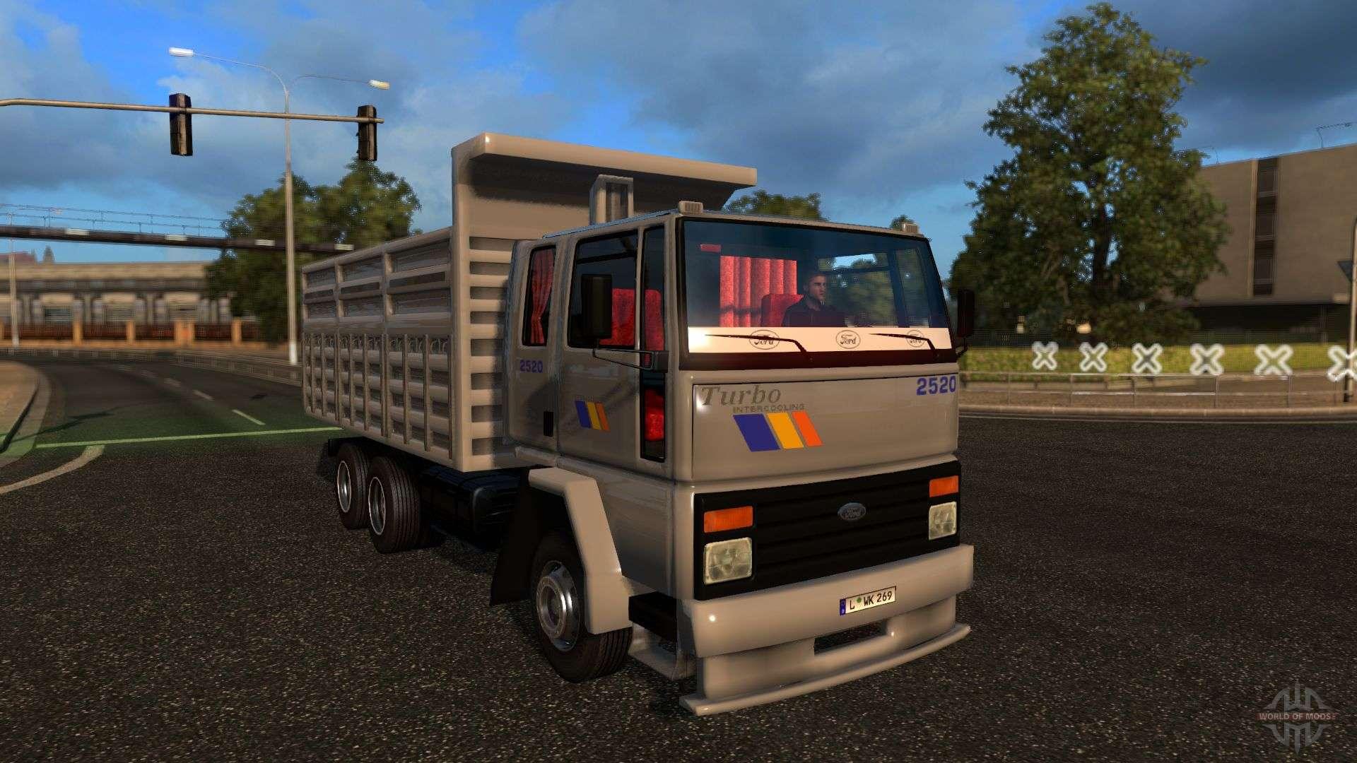 Euro Truck Simulator 2 Patch. Apporte des corrections de bug au jeu de simulation de conduite. Ceux qui rêvent de passer leur vie à sillonner les routes apprécieront certainement le logiciel euro-truck-simulator-2-patch qui vous permettra de vous mettre dans la peau d'un routier ayant pour...