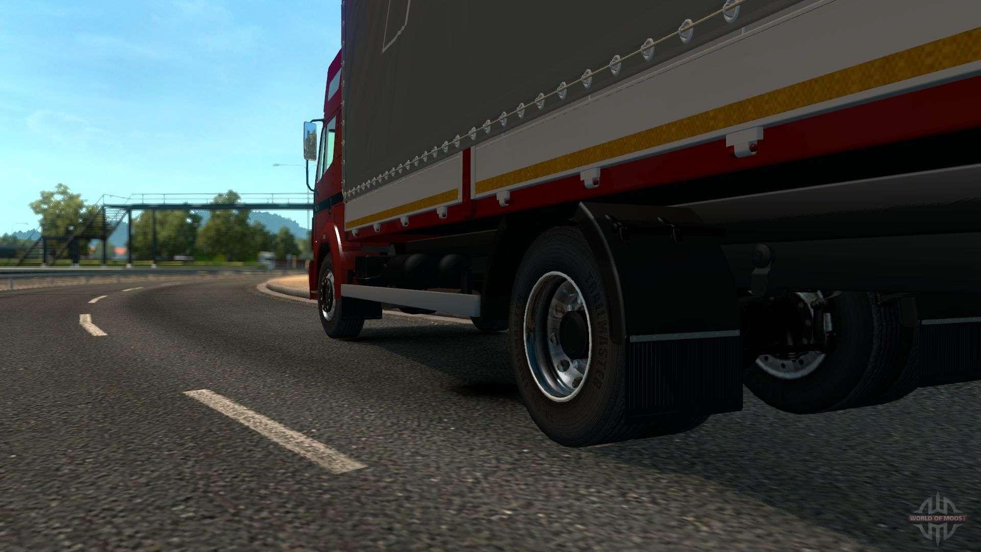 Mercedes benz 1853 pour euro truck simulator 2 for Mercedes benz euro