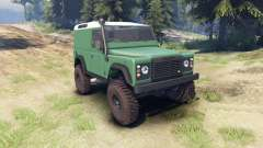 Land Rover Defender 90 [hard top]