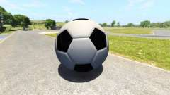 Géant ballon de soccer
