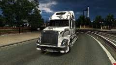 Volvo VNL 670 Urban Camo Skin