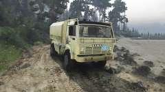 KamAZ 4911 Rallye Extrême