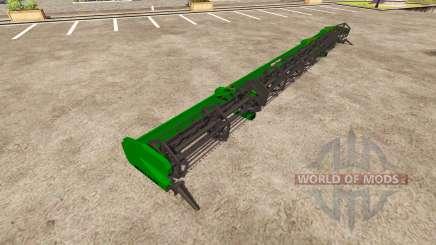 Deutz-Fahr Cutter 1320 WSR Pro pour Farming Simulator 2013