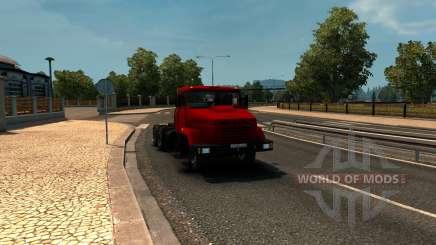 Kraz 6443 pour Euro Truck Simulator 2