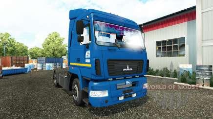 MAZ 5440 A9 pour Euro Truck Simulator 2