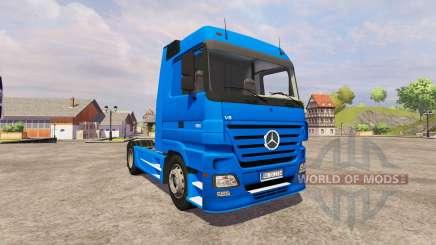 Mercedes-Benz Actros v2.0 für Farming Simulator 2013