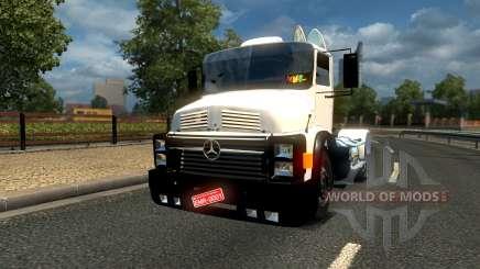 Mercedes-Benz 1518 pour Euro Truck Simulator 2