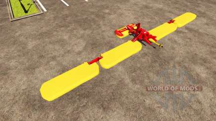 Pottinger NOVADISC 1800 pour Farming Simulator 2013