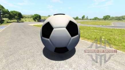 Géant ballon de soccer pour BeamNG Drive