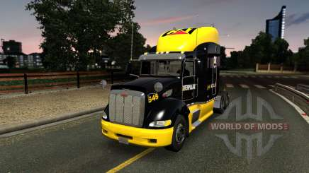 Peterbilt 386 Deluxe Edition pour Euro Truck Simulator 2