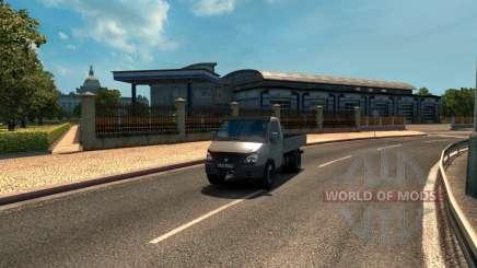 GAS-3302 für Euro Truck Simulator 2
