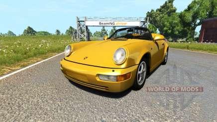 Porsche 911 Carrera 2 Speedster für BeamNG Drive