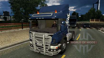 Scania P360 pour Euro Truck Simulator 2