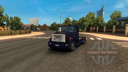 ZIL 4421 für Euro Truck Simulator 2