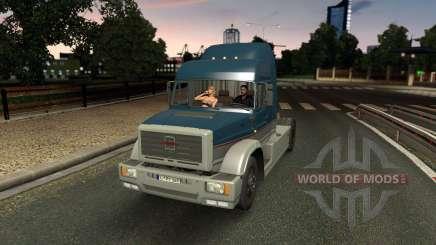 ZIL-5423 pour Euro Truck Simulator 2