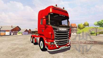 Scania R730 Topline v2.2 pour Farming Simulator 2013