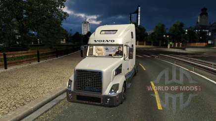 Volvo VT880 v 2.0 für Euro Truck Simulator 2