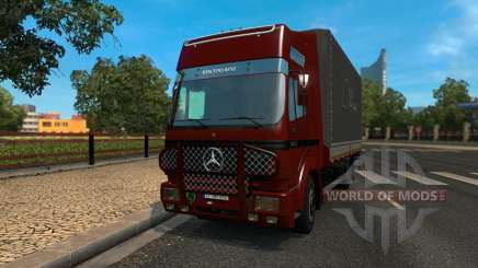Mercedes-Benz 1853 pour Euro Truck Simulator 2