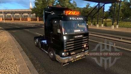 Scania 143M 3.2 pour Euro Truck Simulator 2