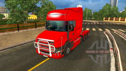Scania T v1.7.1 Review pour Euro Truck Simulator 2