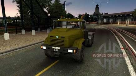 KRAZ 6446 für Euro Truck Simulator 2