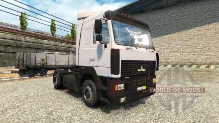 MAZ 54409 pour Euro Truck Simulator 2