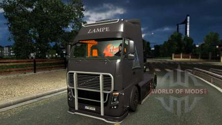 Volvo FH The Xtreme pour Euro Truck Simulator 2