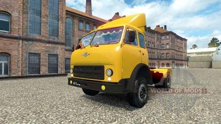 MAZ-504 v2.0 pour Euro Truck Simulator 2