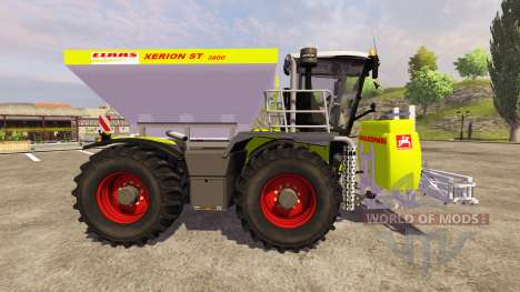 CLAAS Xerion 3800 SaddleTrac v3.0 für Farming Simulator 2013