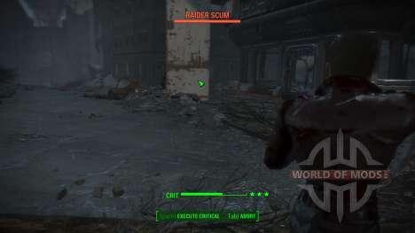 L'amélioration de manteau Piper pour Fallout 4