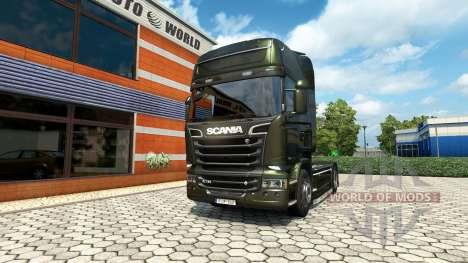 Scania R V8 v2.0 für Euro Truck Simulator 2