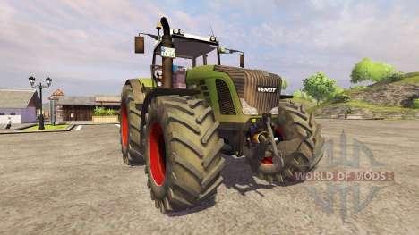 Fendt 936 Vario v7.0 pour Farming Simulator 2013
