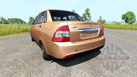 VAZ-Lada Priora 2170 für BeamNG Drive