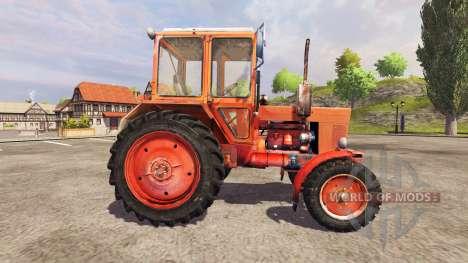 MTZ-80 v2.0 pour Farming Simulator 2013