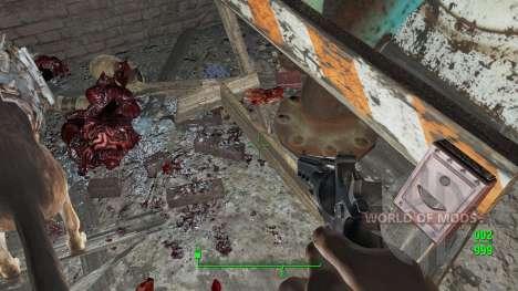 Enhanced Blood Textures pour Fallout 4