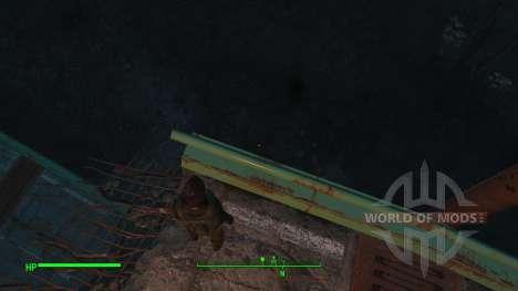 Désactiver les dégâts de chute pour Fallout 4