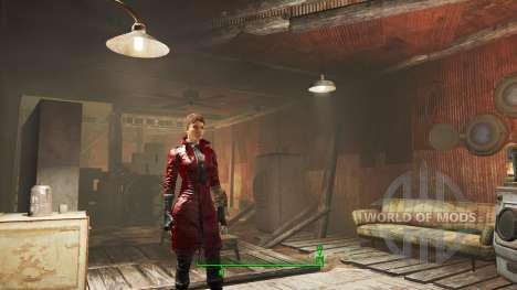 Verbesserte Mantel Piper für Fallout 4
