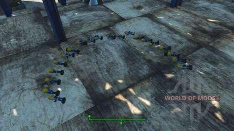Cheat auf den zahlen des Pip-Boy für Fallout 4