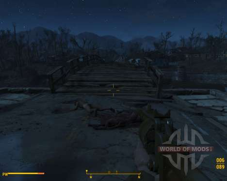 Fix für eine Auflösung von 1280x1024 für Fallout 4