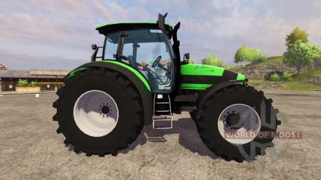 Deutz-Fahr Agrotron 1145 TTV v2.0 für Farming Simulator 2013