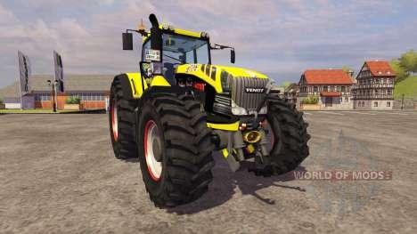Fendt 939 Vario [yellow bull] pour Farming Simulator 2013