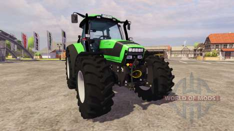 Deutz-Fahr Agrotron 1145 TTV v2.0 pour Farming Simulator 2013