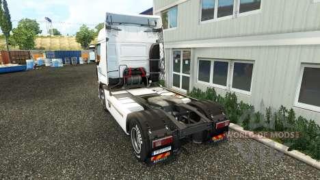 Haut LASO für Renault Sattelzugmaschine für Euro Truck Simulator 2
